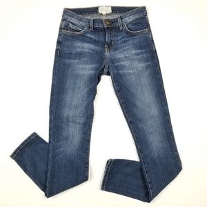 Current Elliott The Ankle Skinny Loved Jeans 25